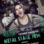 miss metal stage