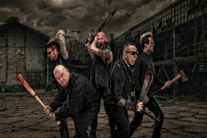 FIVE FINGER DEATH PUNCH vtrhli do hitparád jako uragán