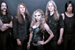 "VIDEO: KOBRA AND THE LOTUS - ""Black Velvet"""