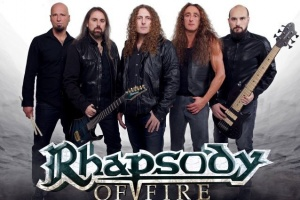 "VIDEO: RHAPSODY OF FIRE - ""Into the Legend"""