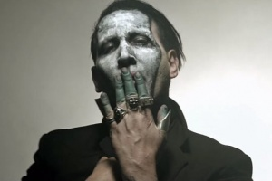 "VIDEO: MARILYN MANSON – ""Third Day of a Seven Day Binge"""
