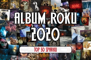 Album roku 2020 - TOP 50 SPARKU