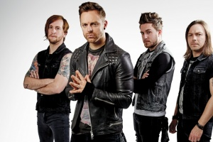 "VIDEO: BULLET FOR MY VALENTINE - ""Worthless"""