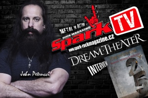 Spark TV: DREAM THEATER - rozhovor s Johnem Petruccim
