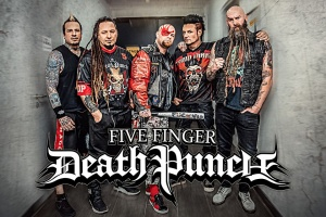 FIVE FINGER DEATH PUNCH – Story made in USA